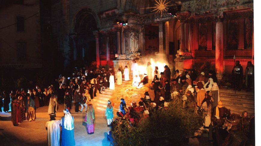 La crèche vivante est l'événement majeur des fêtes de fin d'année à Saint-Gilles