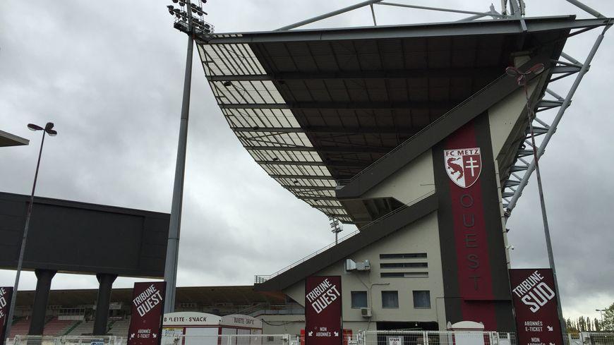Le stade St Symphorien