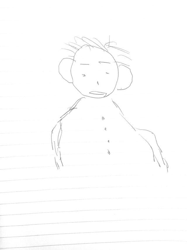 L'autoportrait de Joseph aux grandes oreilles