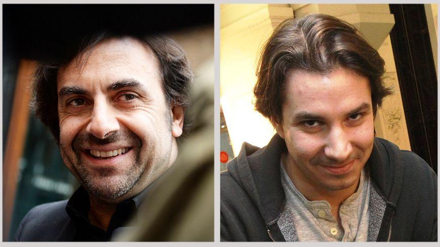 André Manoukian et Jérémy Ferrari