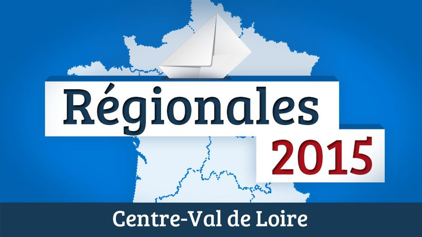 77 sièges sont à pourvoir en Centre-Val de Loire comme en 2010