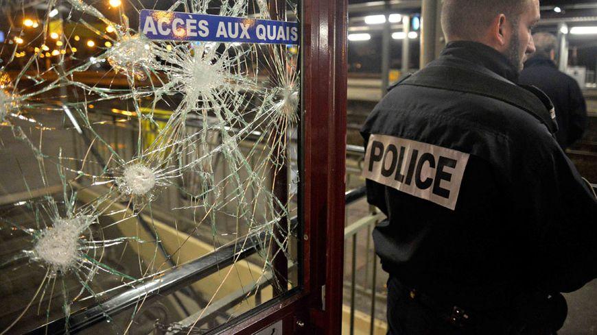 Des dégâts estimés à 40 000 euros à la gare de Montargis