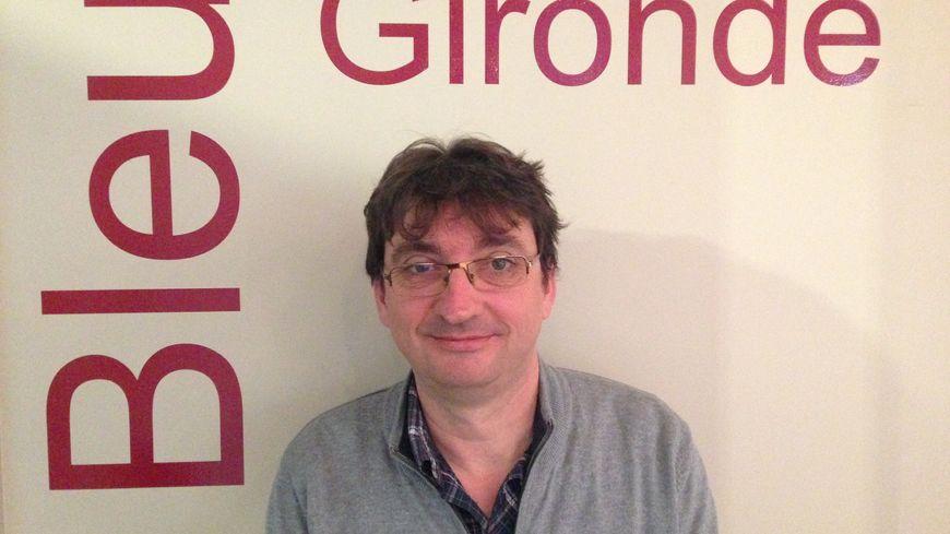 Guillaume Perchet candidat lutte ouvrière