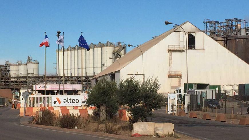 L'usine Altéo de Gardanne menacée de fermeture au 1er janvier 2016