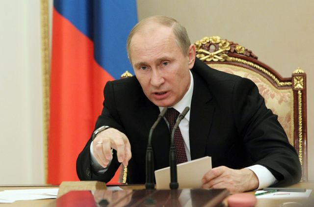 Vladimir Poutine impose des sanctions économiques à la Turquie