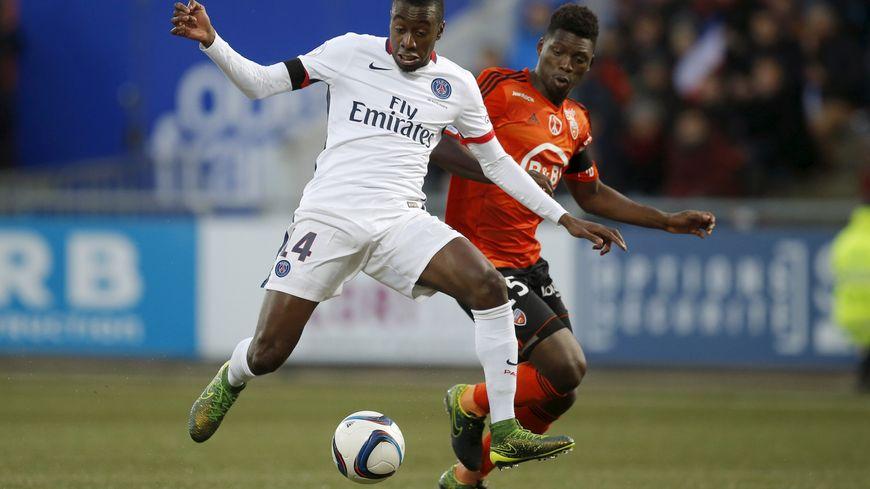 Le PSG de Blaise Matuidi face aux Merlus lors de la 14e journée de Ligue 1