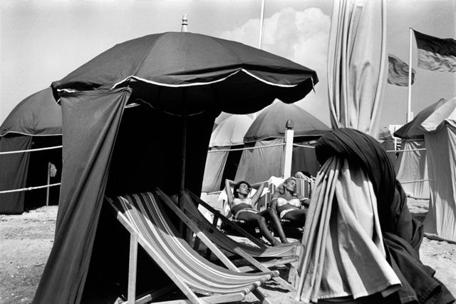 Bruno Barbey Deauville