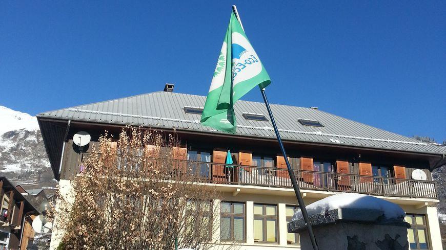 L'Eco-Ecole de Jarrier en Maurienne