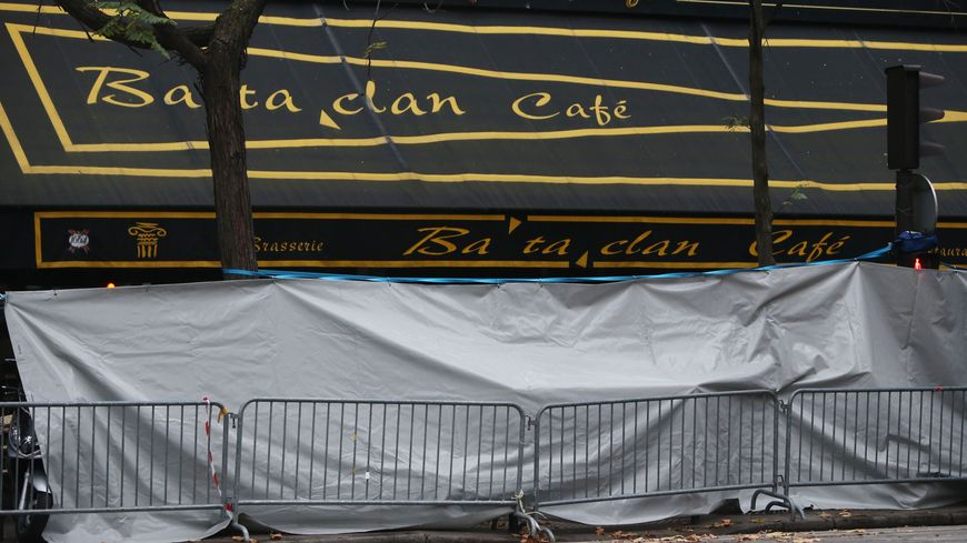 La salle du Bataclan