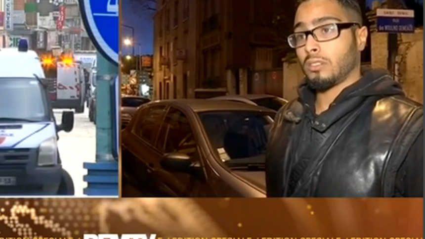 Le propriétaire de l'appartement interviewé par BFMTV