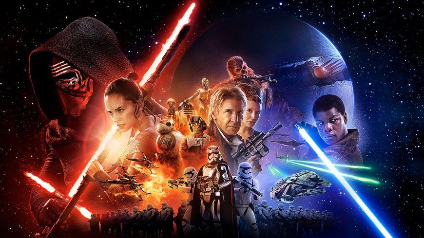 """""""Le Réveil de la Force"""" - @LucasFilm - Bad Robot"""