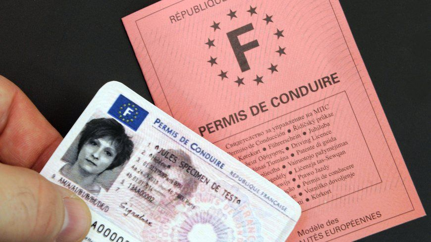 Un permis de conduire (illustration)