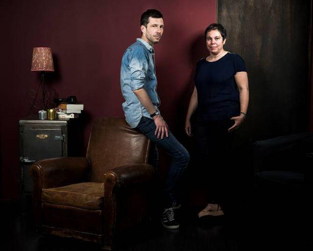 Alex Beaupain et Isabelle Monnin