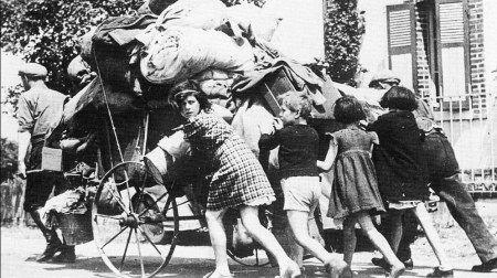 """Résultat de recherche d'images pour """"exode 1940"""""""