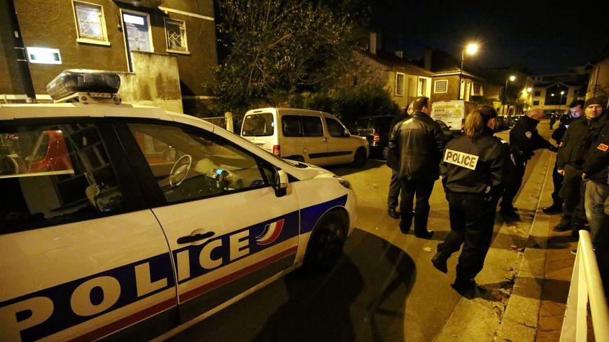 Une ceinture d'explosifs a été retrouvée rue Chopin à Montrouge