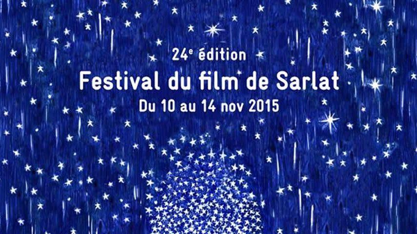 L'affiche du festival du film de Sarlat