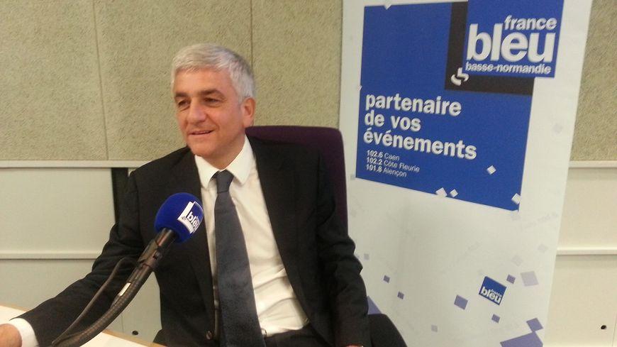 Hervé Morin, candidat de la droite et du centre aux Régionales