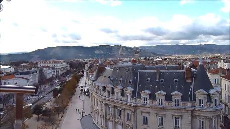 A 35 mètres de haut, la vue sur la ville est imprenable.