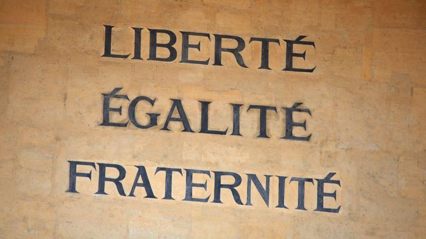 Connu Donnez votre avis | Liberté Égalité Fraternité : les valeurs de la  KT79