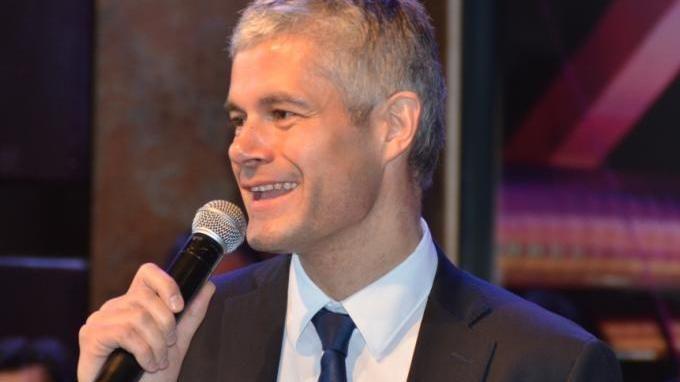 Le député-maire du Puy en Velay Laurent Wauquiez