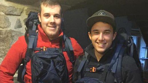 Glenn et Alan, les Breizh Trotters