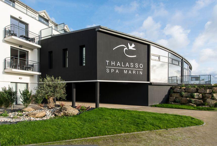 Thalasso Concarneau Spa Marin Resort****