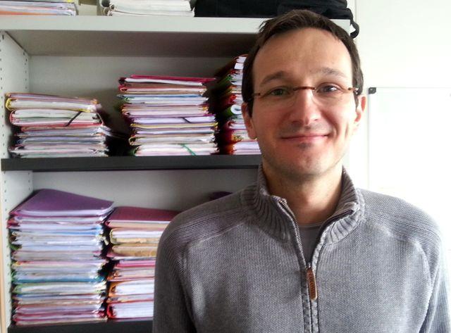 François Cuenot, chargé de mission pour Transports et environnement