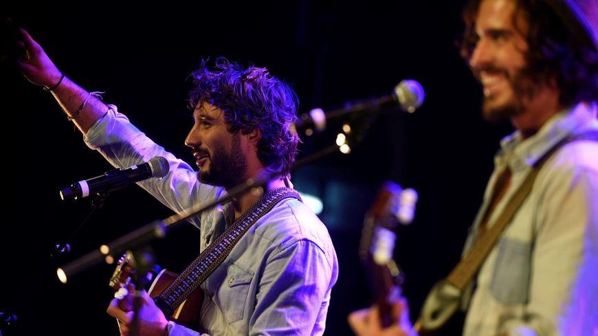 Les Fréro Delavega au concert des Talents France Bleu