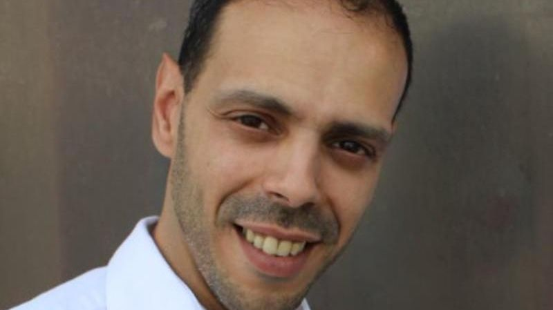 Nagid Azergui, secrétaire national de l'UDMF