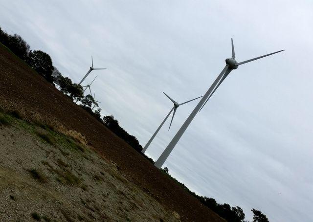 Un parc éolien participatif sur le territoire du Mené