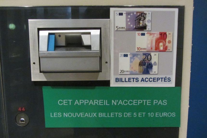 Le Grand Dijon doit installer des monnayeurs dans les parkings avant fin 2015.