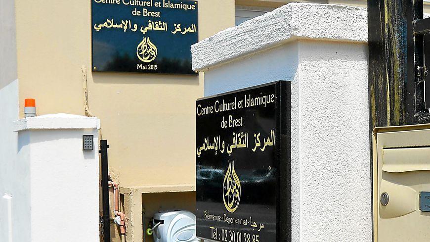 La mosquée Sunna à Brest