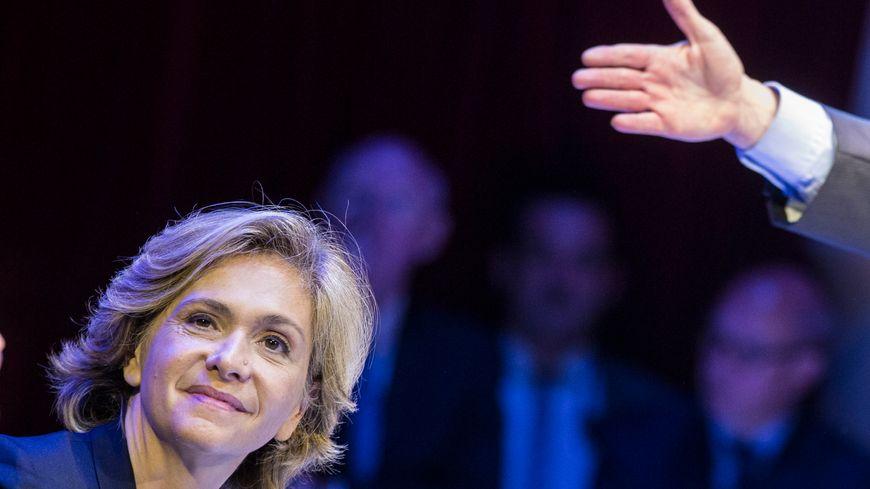 Valérie Pécresse, tête de liste Les Républicains aux régionales