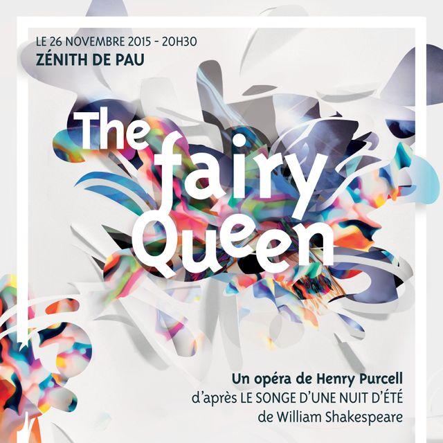 Jérôme Correas-Les Paladins-Fairy Queen au Zénith de Pau