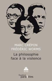 livre philo et violence