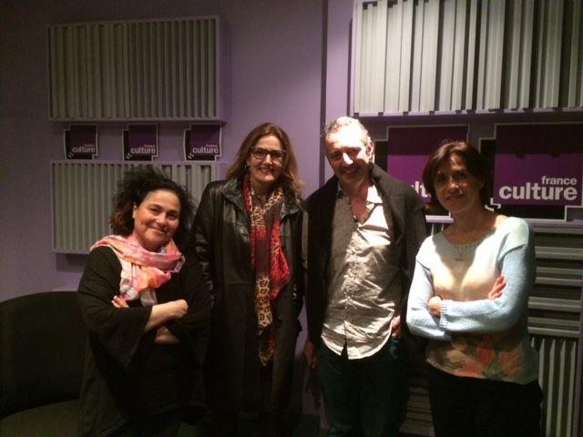 Angélique Kourounis, Isabelle Veyrat-Masson, Frédéric Barreyre, Mariette Darrigrand