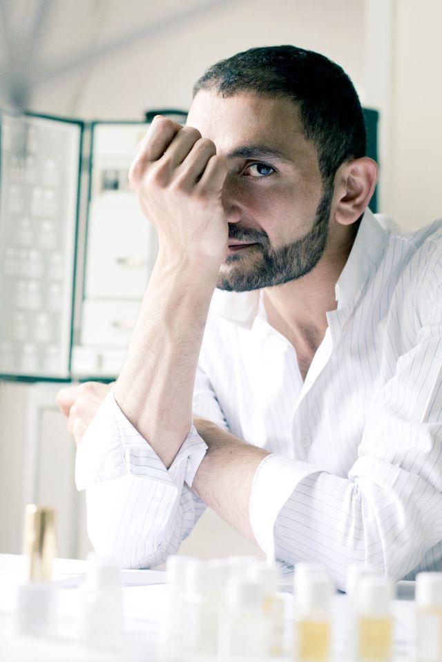 Le parfumeur Francis Kurkdjian
