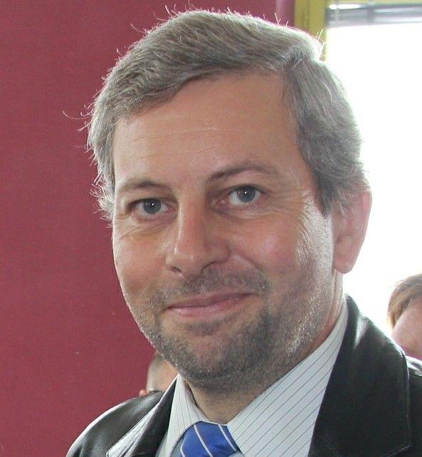 Martial Maume, tete de liste FN en Creuse