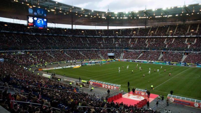 Le Stade de France accueillera le match d'ouverture et la finale de l'Euro 2016