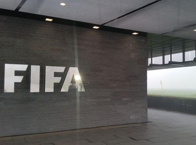 Le siège de la Fifa, à Zurich.