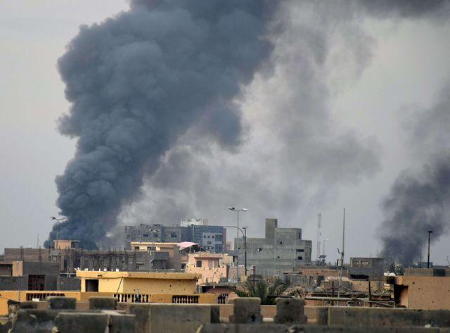 Vers une victoire de l'armée irakienne à Ramadi