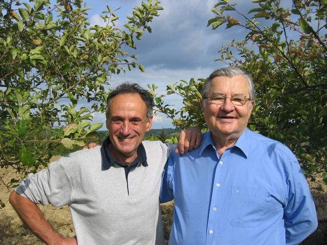 Jean-Marie Pelt et Denis Cheissoux