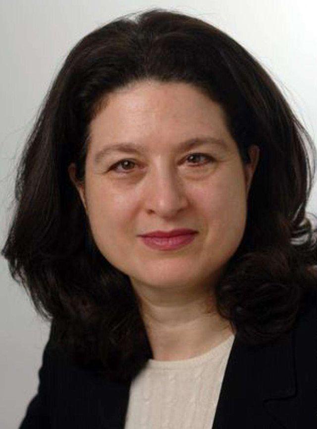Ursula Gauthier, l'actuelle correspondante de l'Obs à Pékin