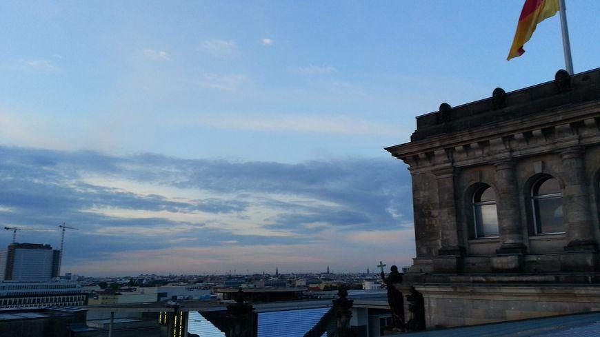 La ville de Berlin est un Land à part entière