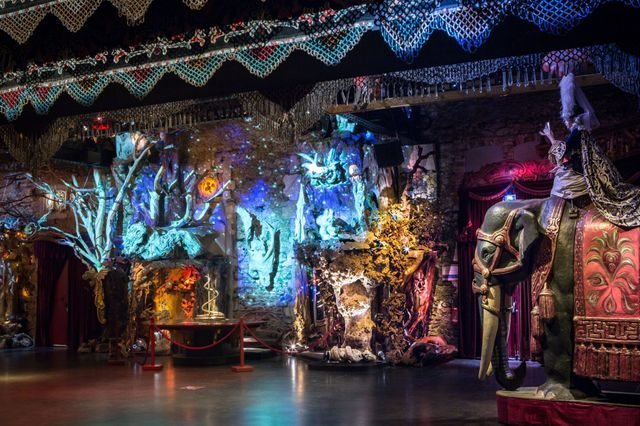 arts forains
