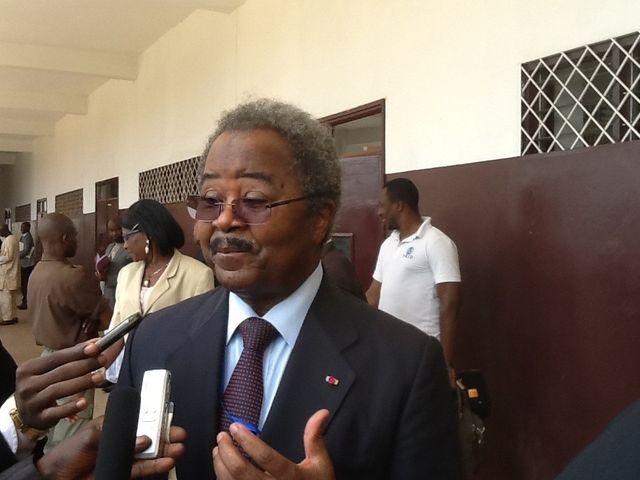 Ebénézer NJOH MOUELLE, Philosophe, Homme politique Camerounais