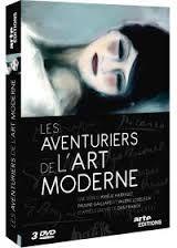 Coffret DVD Les Aventuriers de l'Art Moderne
