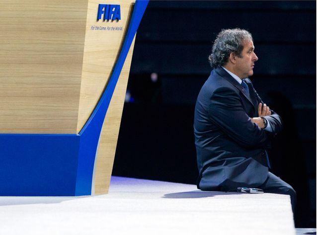 """Michel Platini : """"je suis déjà jugé, je suis déjà condamné"""""""
