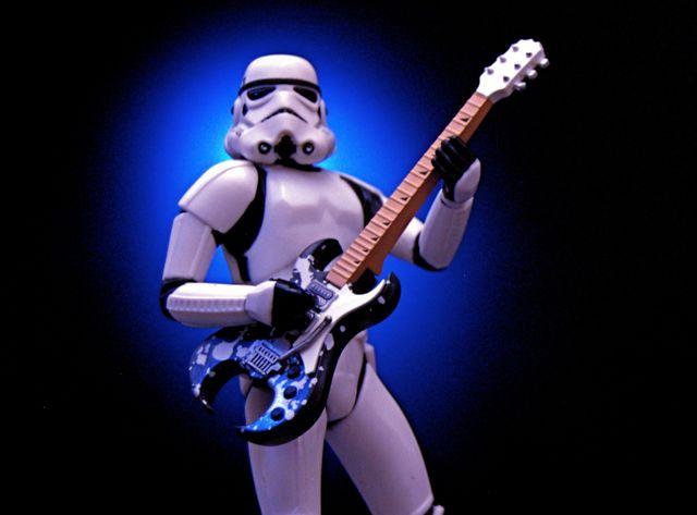 Stormtroopers guitariste
