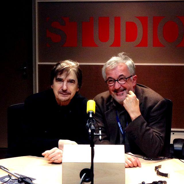 Serge Lama et Philippe Meyer